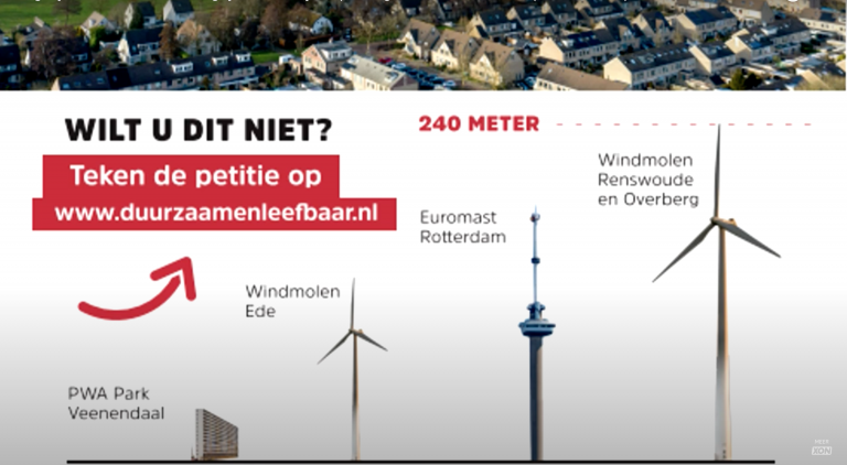 Mogelijke windmolens belangrijk thema bij bespreking RES in Renswoude