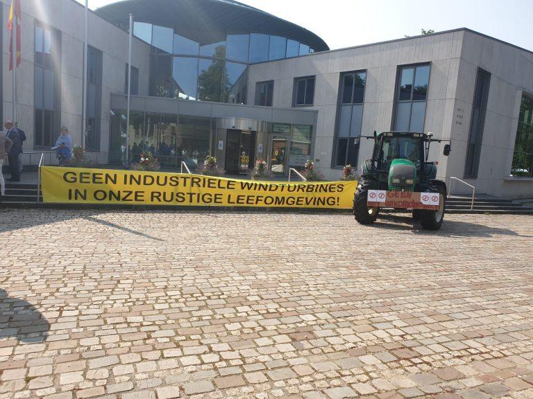 Petities en stil protest tegen komst windturbines in Overberg